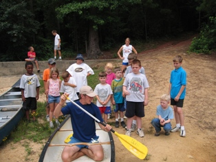 Campers_Learn_Canoeing