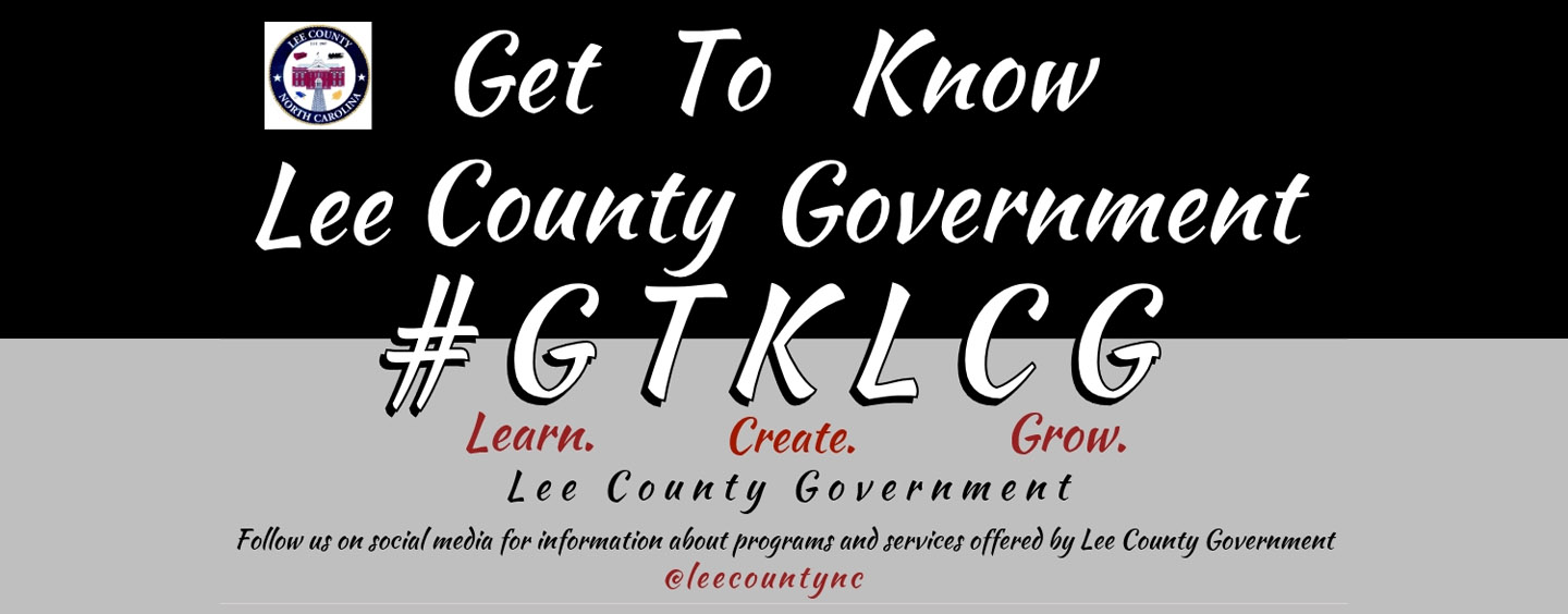 Get to know Lee County Government