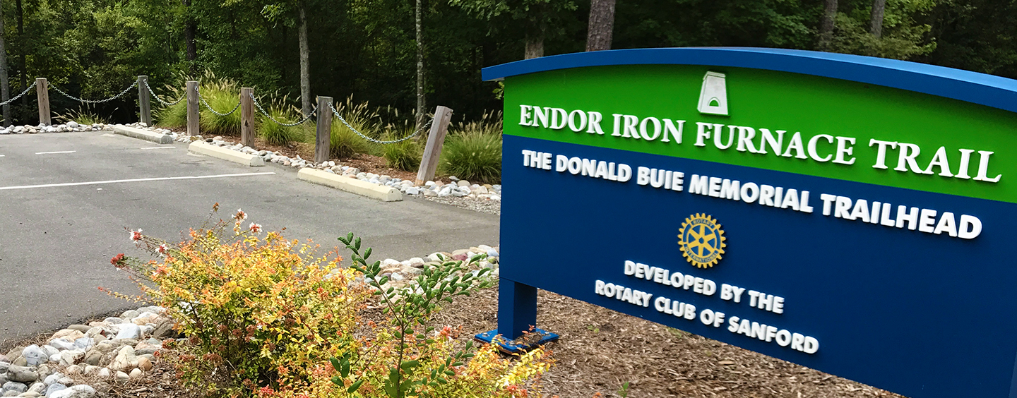 Endor Iron Furnace Trail