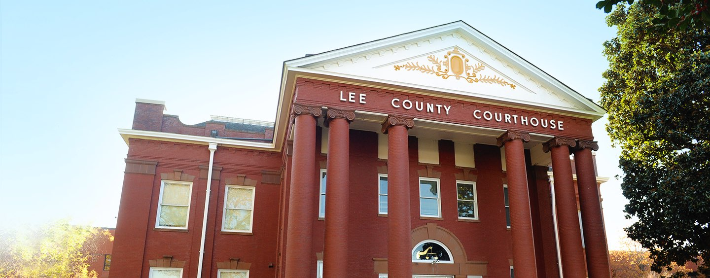 Municipality at Lee County